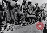 Image of Loading LCI Landing Crafts Infantry Paestum Italy, 1943, second 54 stock footage video 65675030920