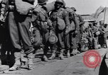 Image of Loading LCI Landing Crafts Infantry Paestum Italy, 1943, second 56 stock footage video 65675030920