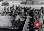 Image of Loading LCI Landing Crafts Infantry Paestum Italy, 1943, second 59 stock footage video 65675030920
