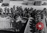 Image of Loading LCI Landing Crafts Infantry Paestum Italy, 1943, second 61 stock footage video 65675030920