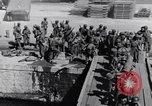 Image of Loading LCI Landing Crafts Infantry Paestum Italy, 1943, second 62 stock footage video 65675030920
