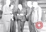 Image of Benedetto Croce, Salerno Italy, 1944, second 1 stock footage video 65675030922