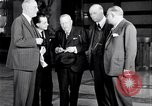 Image of Benedetto Croce, Salerno Italy, 1944, second 9 stock footage video 65675030922
