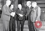 Image of Benedetto Croce, Salerno Italy, 1944, second 26 stock footage video 65675030922