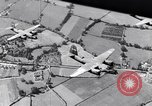 Image of bombing shipyards on Seine Le Trait France, 1943, second 21 stock footage video 65675030944