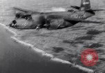Image of bombing shipyards on Seine Le Trait France, 1943, second 33 stock footage video 65675030944