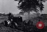 Image of Early model Ford Fordson tractor Dearborn Michigan USA, 1917, second 14 stock footage video 65675030950