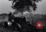 Image of Early model Ford Fordson tractor Dearborn Michigan USA, 1917, second 16 stock footage video 65675030950