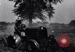 Image of Early model Ford Fordson tractor Dearborn Michigan USA, 1917, second 17 stock footage video 65675030950