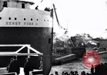 Image of Henry Ford II freighter Lorain Ohio USA, 1924, second 1 stock footage video 65675030951