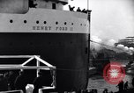 Image of Henry Ford II freighter Lorain Ohio USA, 1924, second 11 stock footage video 65675030951