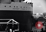 Image of Henry Ford II freighter Lorain Ohio USA, 1924, second 13 stock footage video 65675030951