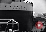 Image of Henry Ford II freighter Lorain Ohio USA, 1924, second 14 stock footage video 65675030951