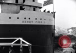 Image of Henry Ford II freighter Lorain Ohio USA, 1924, second 18 stock footage video 65675030951