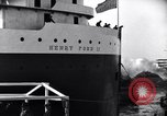 Image of Henry Ford II freighter Lorain Ohio USA, 1924, second 19 stock footage video 65675030951