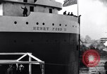 Image of Henry Ford II freighter Lorain Ohio USA, 1924, second 22 stock footage video 65675030951