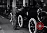 Image of Ten millionth Ford Model-T Highland Park Michigan USA, 1924, second 15 stock footage video 65675030954