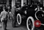 Image of Ten millionth Ford Model-T Highland Park Michigan USA, 1924, second 17 stock footage video 65675030954
