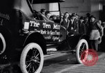 Image of Ten millionth Ford Model-T Highland Park Michigan USA, 1924, second 48 stock footage video 65675030954