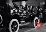 Image of Ten millionth Ford Model-T Highland Park Michigan USA, 1924, second 50 stock footage video 65675030954