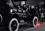 Image of Ten millionth Ford Model-T Highland Park Michigan USA, 1924, second 51 stock footage video 65675030954