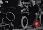 Image of Ten millionth Ford Model-T Highland Park Michigan USA, 1924, second 62 stock footage video 65675030954