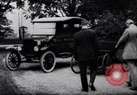 Image of Henry Ford Michigan United States USA, 1924, second 4 stock footage video 65675030958