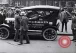 Image of ten millionth Ford in New York New York United States USA, 1924, second 12 stock footage video 65675030959