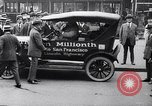 Image of ten millionth Ford in New York New York United States USA, 1924, second 13 stock footage video 65675030959