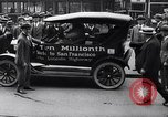 Image of ten millionth Ford in New York New York United States USA, 1924, second 14 stock footage video 65675030959