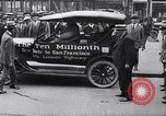 Image of ten millionth Ford in New York New York United States USA, 1924, second 15 stock footage video 65675030959