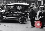 Image of ten millionth Ford in New York New York United States USA, 1924, second 16 stock footage video 65675030959