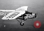 Image of Ford tri-motor plane United States USA, 1929, second 4 stock footage video 65675030960
