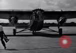 Image of Ford tri-motor plane United States USA, 1929, second 29 stock footage video 65675030960