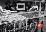 Image of Diego Rivera Industrial Mural Detroit Michigan USA, 1932, second 36 stock footage video 65675030961