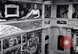 Image of Diego Rivera Industrial Mural Detroit Michigan USA, 1932, second 50 stock footage video 65675030961