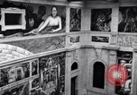 Image of Diego Rivera Industrial Mural Detroit Michigan USA, 1932, second 52 stock footage video 65675030961