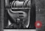 Image of Diego Rivera Industrial Mural Detroit Michigan USA, 1933, second 25 stock footage video 65675030965