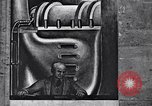 Image of Diego Rivera Industrial Mural Detroit Michigan USA, 1933, second 34 stock footage video 65675030965
