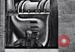 Image of Diego Rivera Industrial Mural Detroit Michigan USA, 1933, second 40 stock footage video 65675030965
