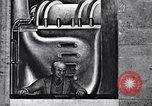 Image of Diego Rivera Industrial Mural Detroit Michigan USA, 1933, second 41 stock footage video 65675030965