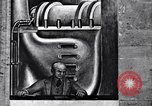 Image of Diego Rivera Industrial Mural Detroit Michigan USA, 1933, second 42 stock footage video 65675030965