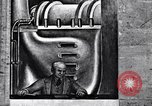 Image of Diego Rivera Industrial Mural Detroit Michigan USA, 1933, second 44 stock footage video 65675030965