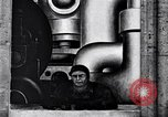 Image of Diego Rivera Industrial Mural Detroit Michigan USA, 1933, second 50 stock footage video 65675030965