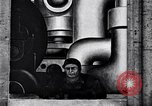 Image of Diego Rivera Industrial Mural Detroit Michigan USA, 1933, second 61 stock footage video 65675030965