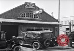 Image of Ford Motor Sales and Service Garage Michigan United States USA, 1919, second 3 stock footage video 65675030970