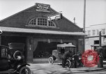 Image of Ford Motor Sales and Service Garage Michigan United States USA, 1919, second 5 stock footage video 65675030970