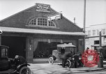 Image of Ford Motor Sales and Service Garage Michigan United States USA, 1919, second 8 stock footage video 65675030970