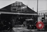 Image of Ford Motor Sales and Service Garage Michigan United States USA, 1919, second 12 stock footage video 65675030970