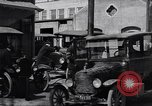 Image of Ford Motor Sales and Service Garage Michigan United States USA, 1919, second 14 stock footage video 65675030970